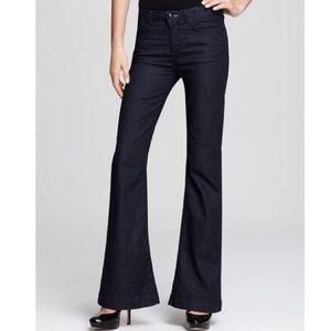NWT Gap High Rise Flare Leg Trouser Jeans